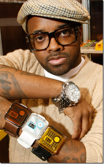 Jermaine Dupri Watches