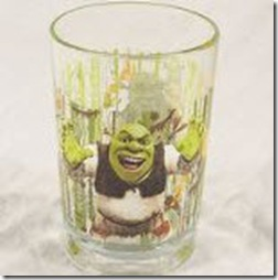 Shrek Glasses Recall by McDonalds