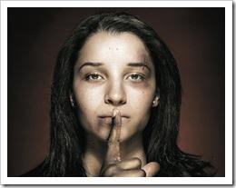 El silencio, otra cárcel del maltrato