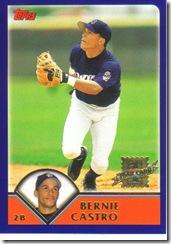Card 14 Bernie Castro
