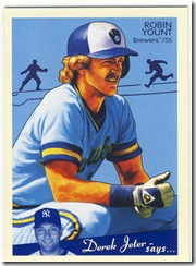 Robin Yount Goudey