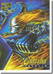 Ghost Rider Canvas