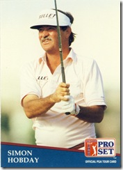 PGA 2 Simon Hobday