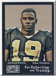 Mayo Wide Receiver Henderson
