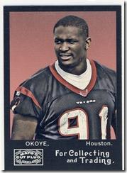 Mayo Defensive Tackle Okoye