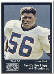 Mayo Linebacker Taylor