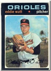 1971 122 Eddie Watt