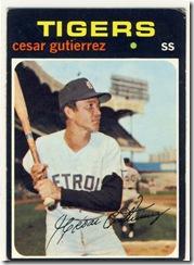 1971 154 Cesar Gutierrez