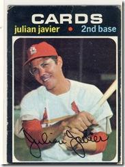 1971 185 Julian Javier