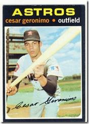 1971 447 Cesar Geronimo