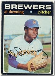 1971 182 Al Downing