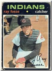 1971 125 Ray Fosse