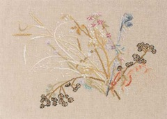 Autumn flowering grasses