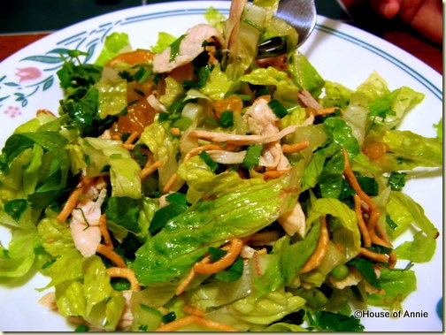 chinese chicken salad 2007
