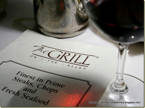 The Grill on the Alley (San Jose)