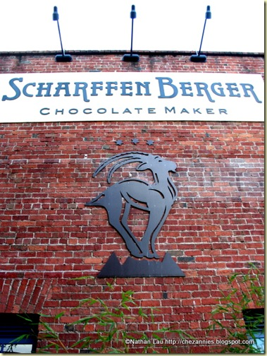Scharffen Berger Chocolate Maker (Berkeley)