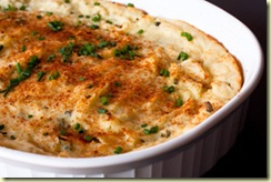 GYO 27 Baked Garlic Mash Potatoes Andreas Recipes