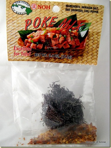 Noh Brand Poke Mix with Dried Ogo