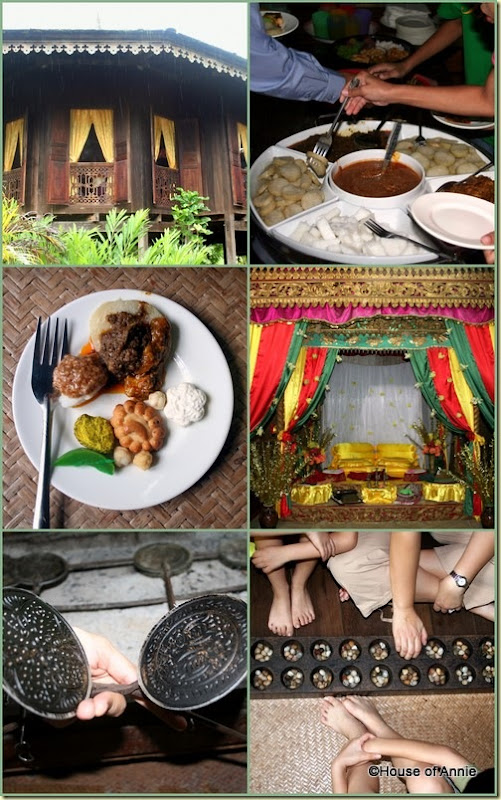 Sarawak Cultural Village Malay House