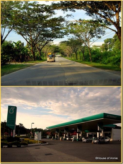 Drive to Sarikei from Kuching