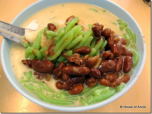 Penang Road Famous Teochew Chendul