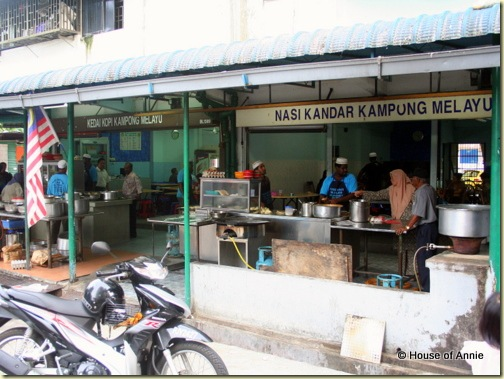 Nasi Kandar Kampong Melayu Penang