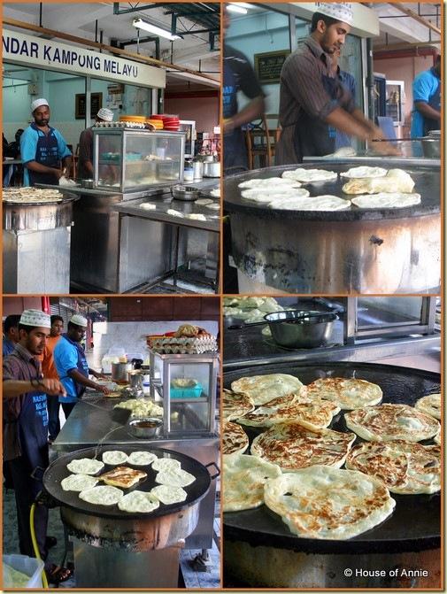 Nasi Kandar Kampung Melayu Roti Canai Maker