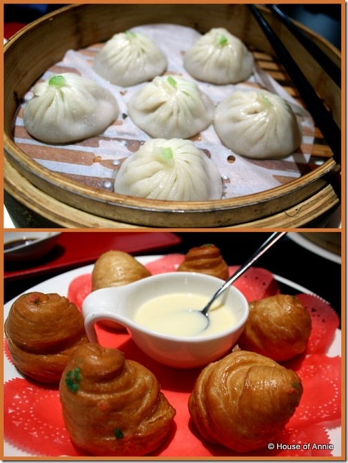Novotel Hotel Taipei Taoyuan Chinese Restaurant dumplings