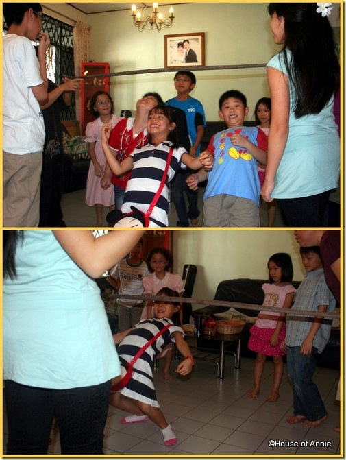 Daniel 9th Birthday Party limbo
