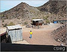 Desert Bar Buckskin MTN -10