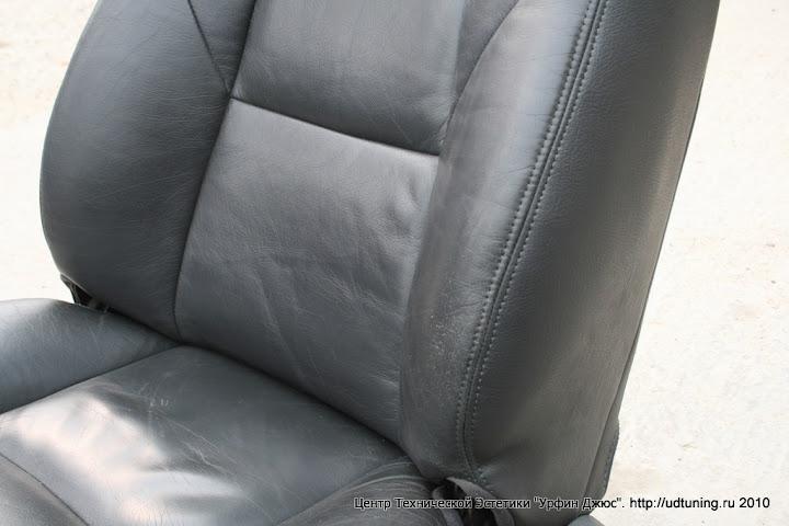 Volvo сидения ремонт