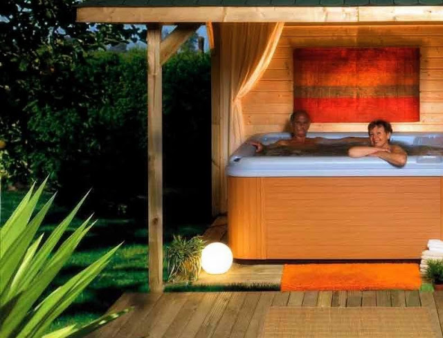 Installer un spa domicile mobilier canape deco - Acheter un jacuzzi exterieur ...