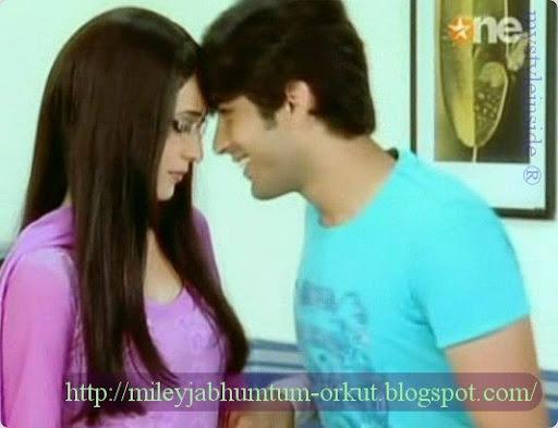 ... video with Samrat And Gunjan Sajan Of Miley Jab Hum Tumcute Couple