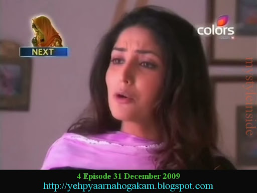 Yami Gautam yeh pyaar na hoga kam colors tv episode pictures