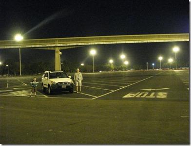 first car