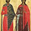 Борис и Глеб. Начало XIV в. ГРМ.jpg