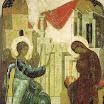 Благовещение. 1405. Андрей Рублёв.jpg