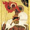Чудо Георгия о змие. XV в. ГТГ.jpg