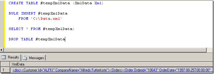 import-xml
