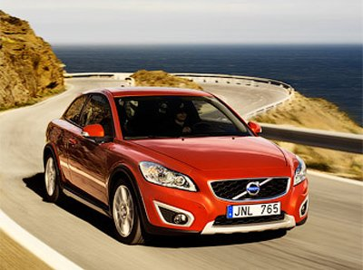Volvo C30 will be a crossover