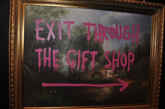 exit through