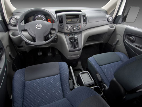 Nissan nv200 electric release date price and specs for 80kw ac synchronous electric motor