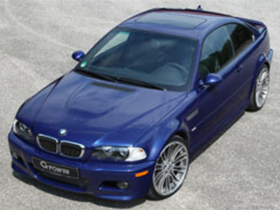 Tuners G-Power have mocked over BMW