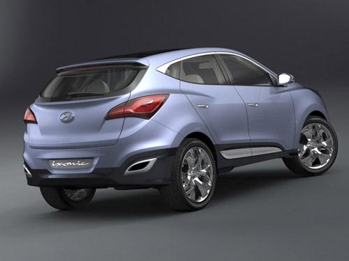 Hyundai onic