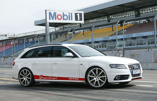Tuning Audi S4