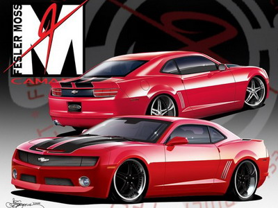 Camaro4 on Components For New Chevy Camaro 2010 Studio Founders Chris Fesler