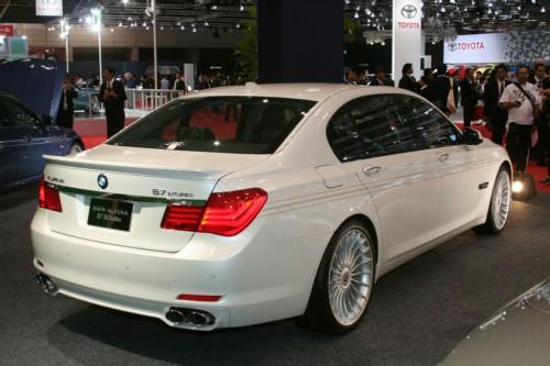 New sedan BMW