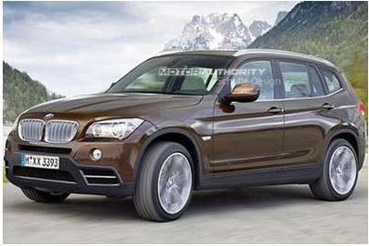 BMW prepares a premiere of new crossover X3
