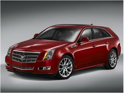 GM about Cadillac CTS-V Sport Wagon