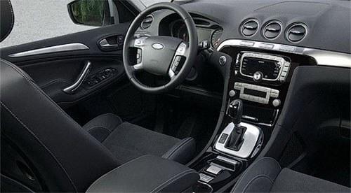 Interior Ford S-max